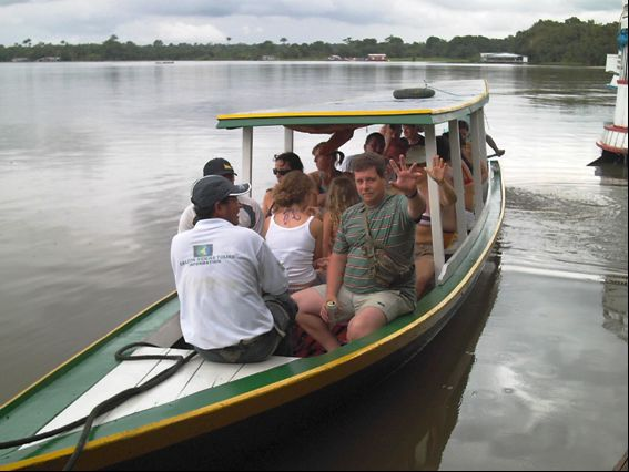 Amazon Riders Canoe Tours